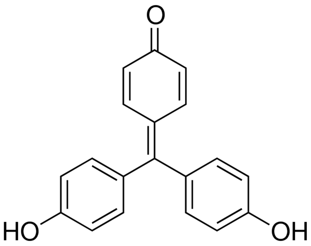 p-Rosolic acid, pH indicator, r.g.